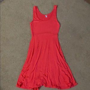 Old Navy Summer Dress Orange
